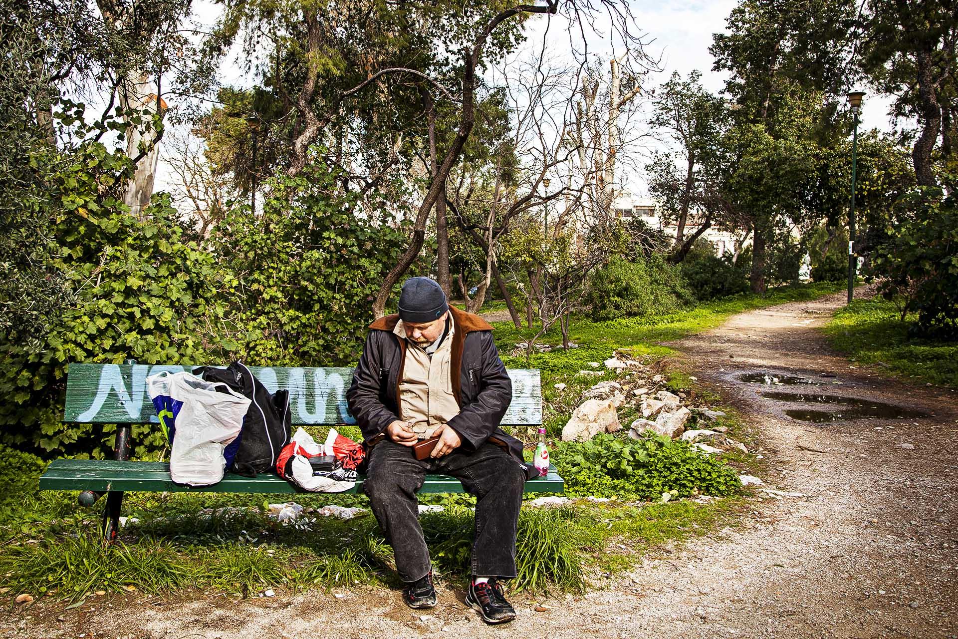 Las políticas de austeridad contribuyeron al desplome del empleo en Grecia, donde se llegó a superar el 27%