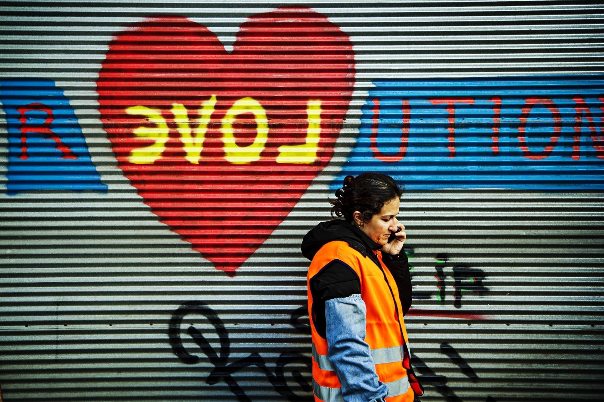 Exarchia ha sido el barrio más conflictivo de Atenas durante las protestas anti austeridad