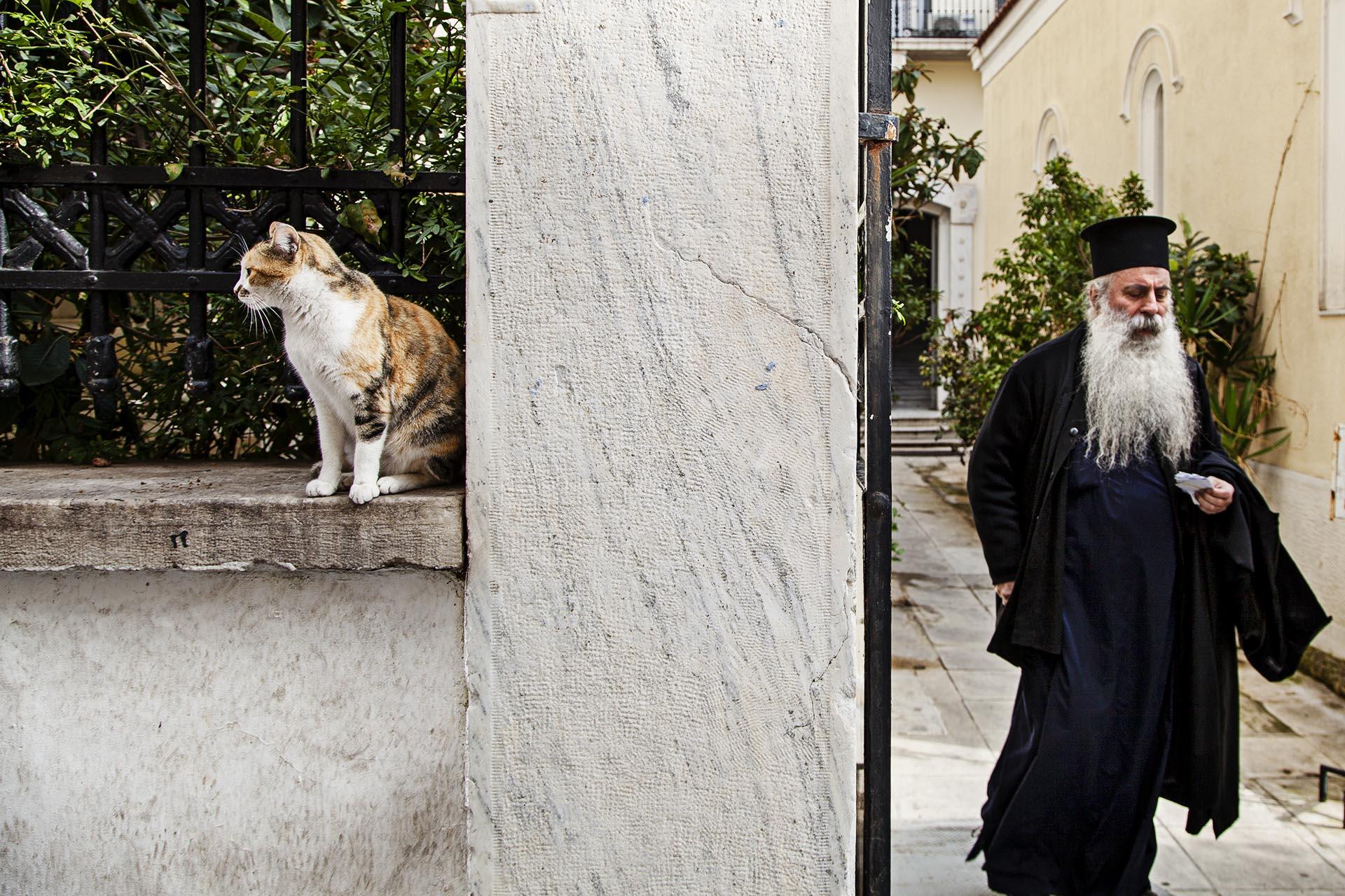 La Iglesia Ortodoxa tiene todavía un enorme poder (y bienes) en Grecia