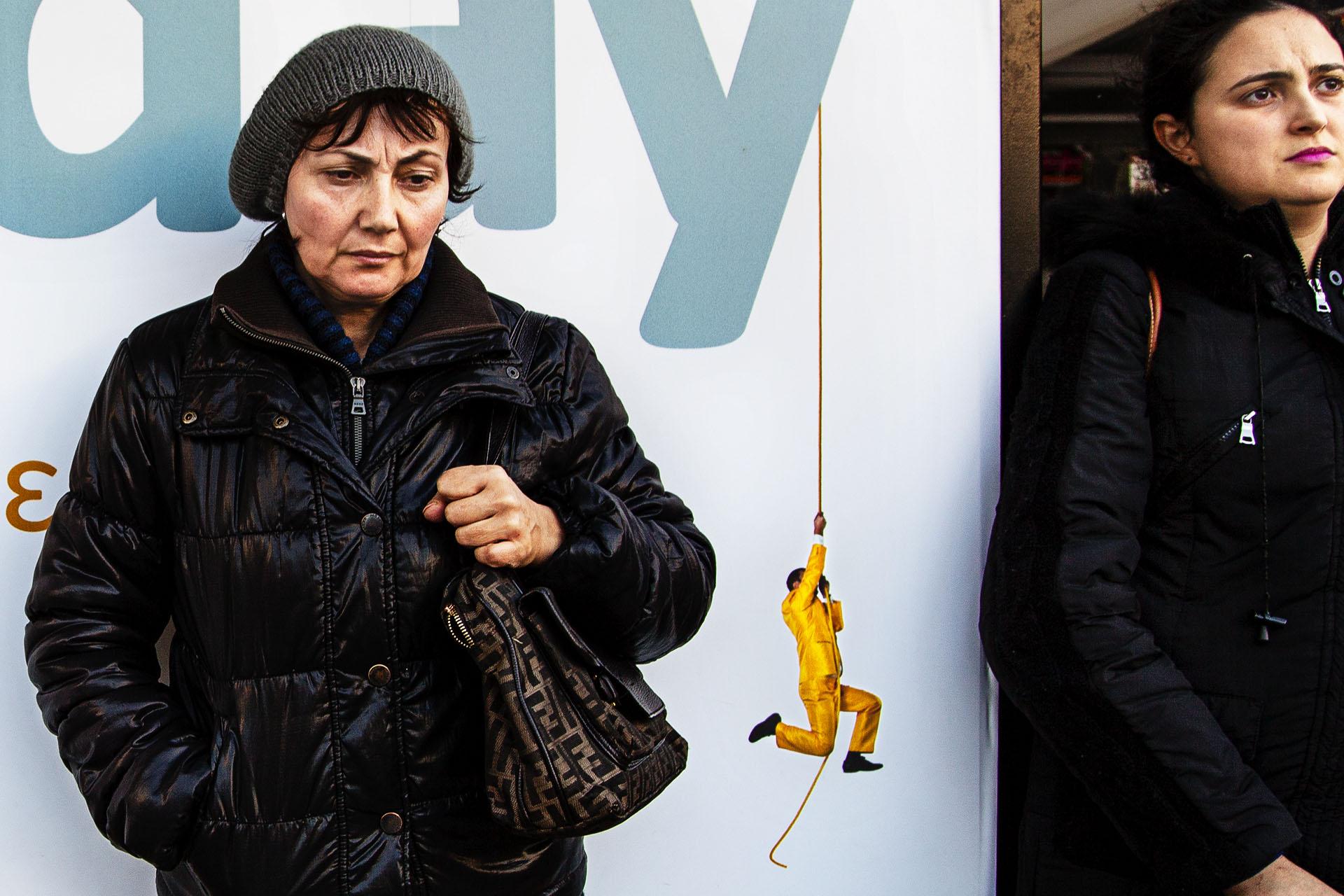 Para muchos griegos cada día es una dura prueba