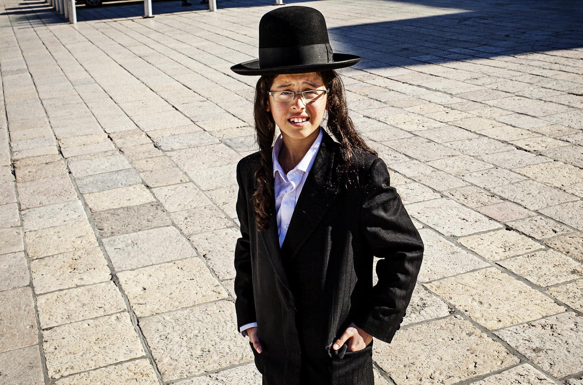 La religión forma parte de la educación israelí desde la más temprana edad.