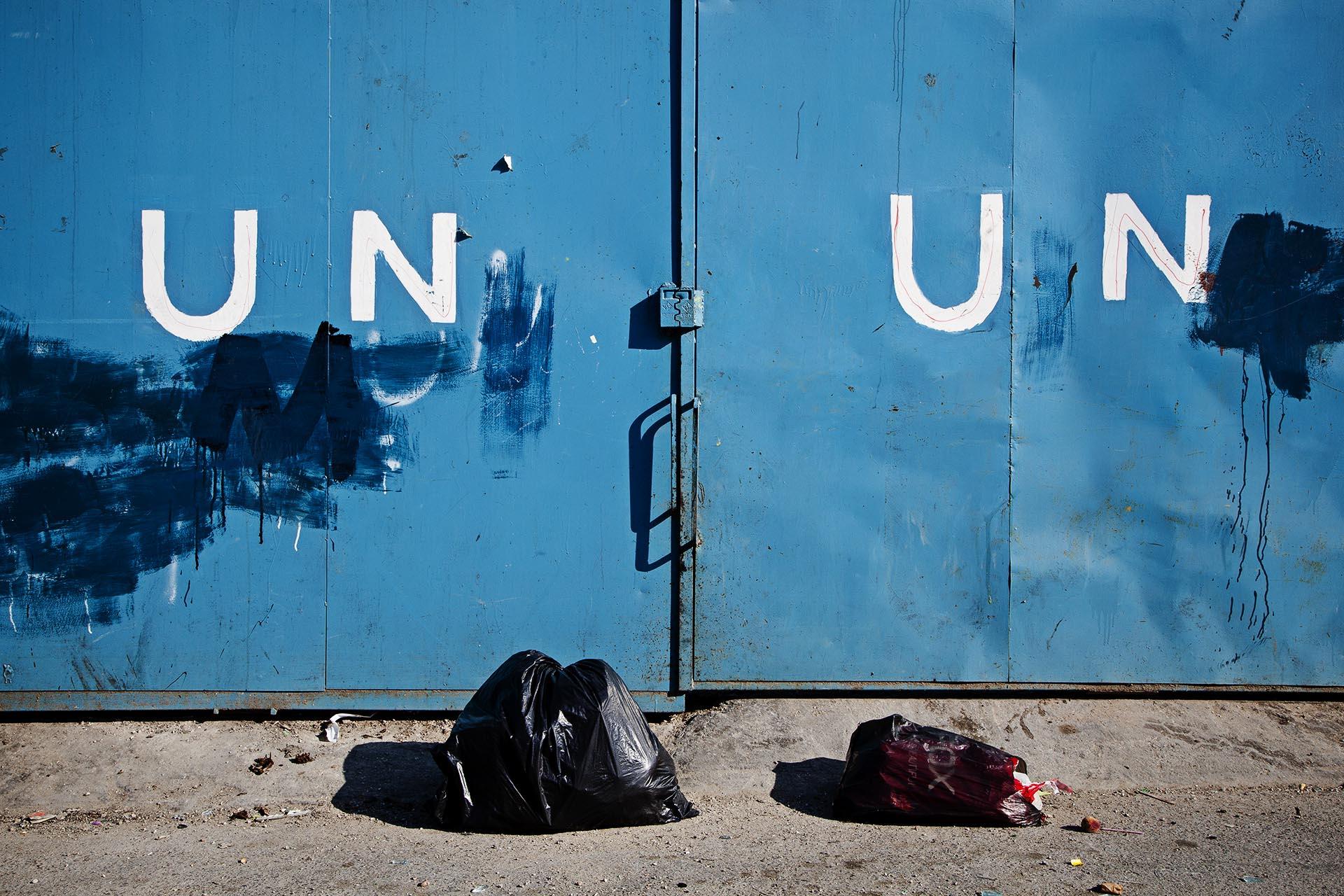 La ONU ha jugado un papel muy importante, para bien y para mal, desde los orígenes del conflicto hasta hoy