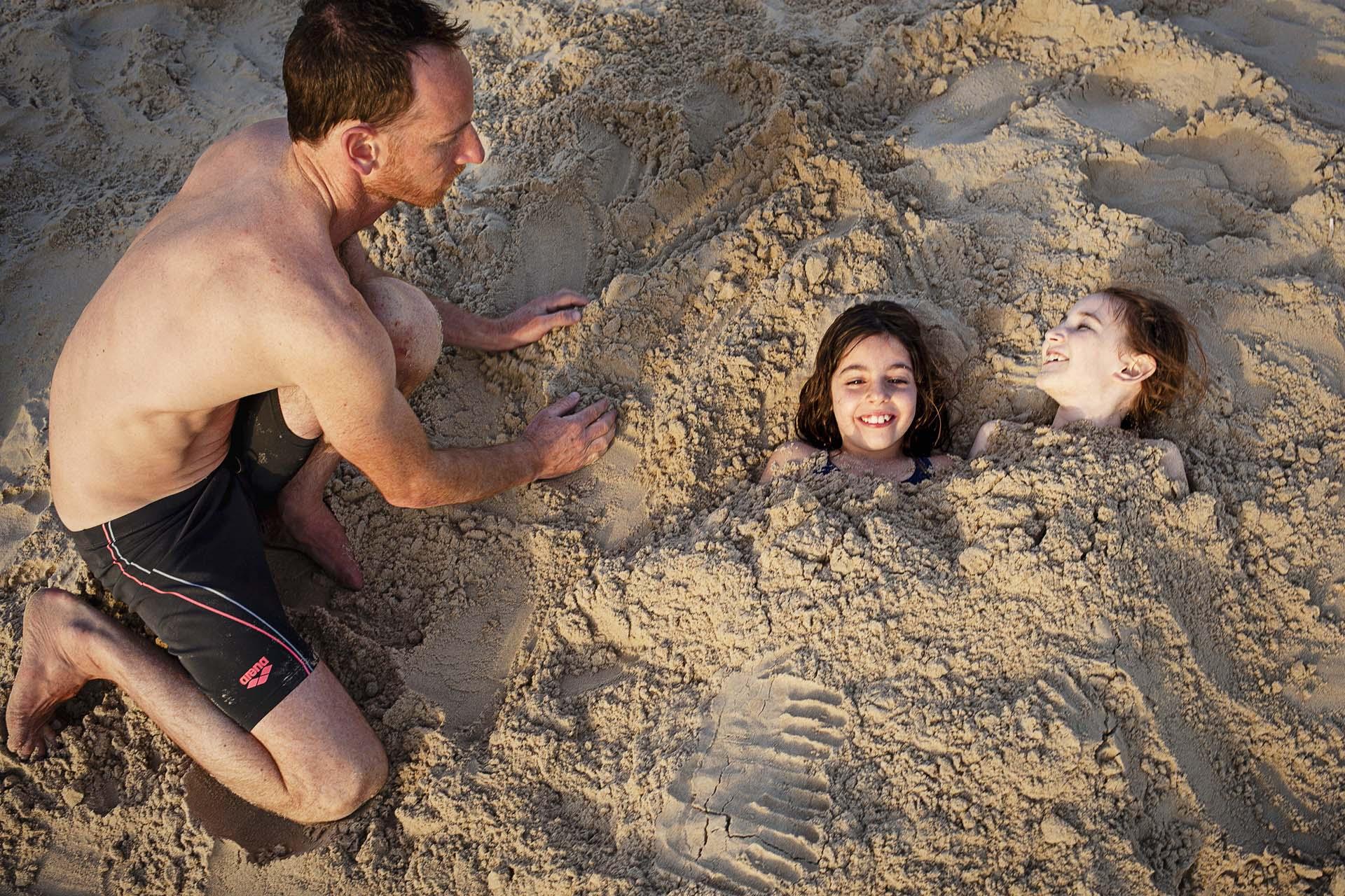 Dolphinarium beach, Tel Aviv