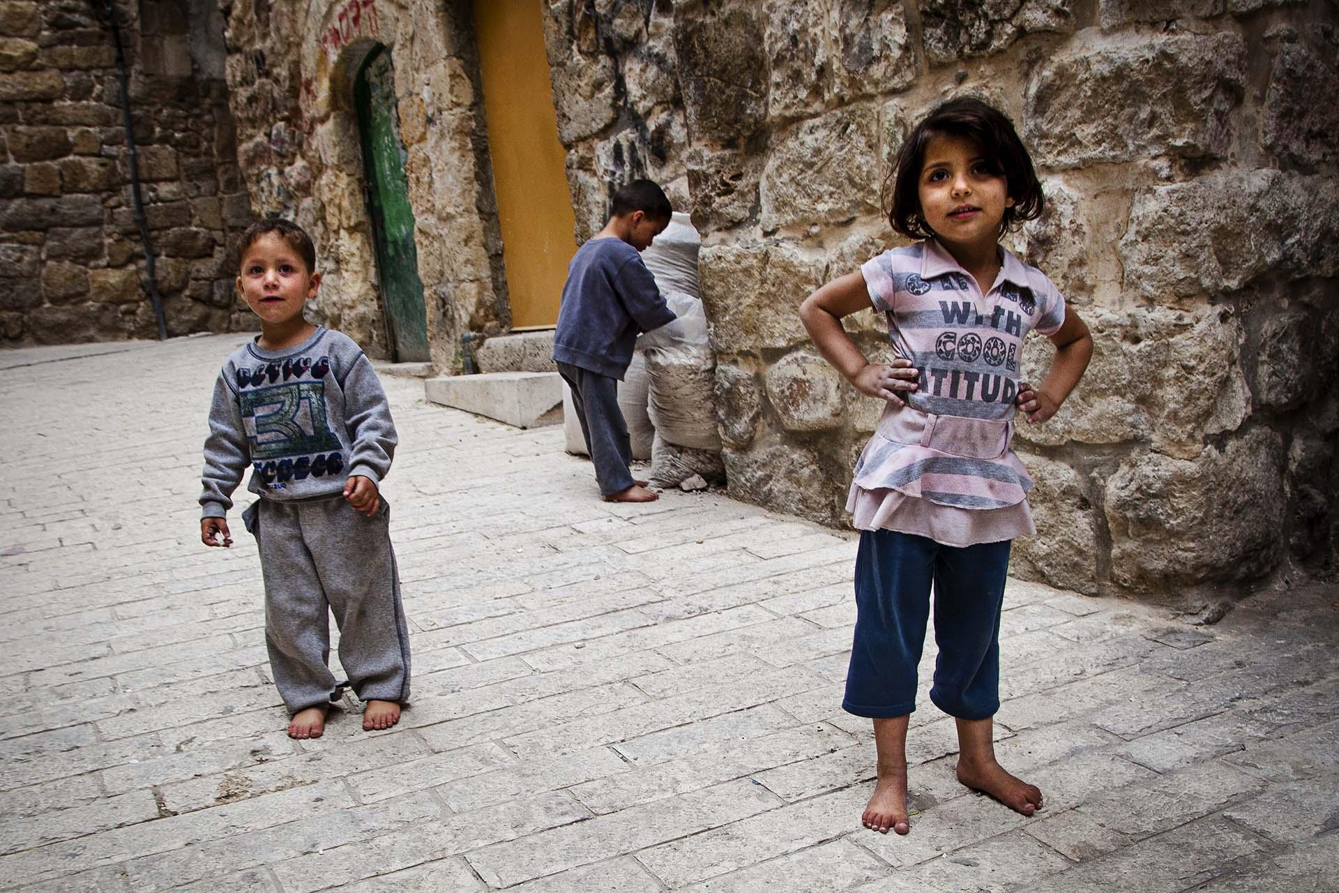 Bethlehem, Cisjordania.