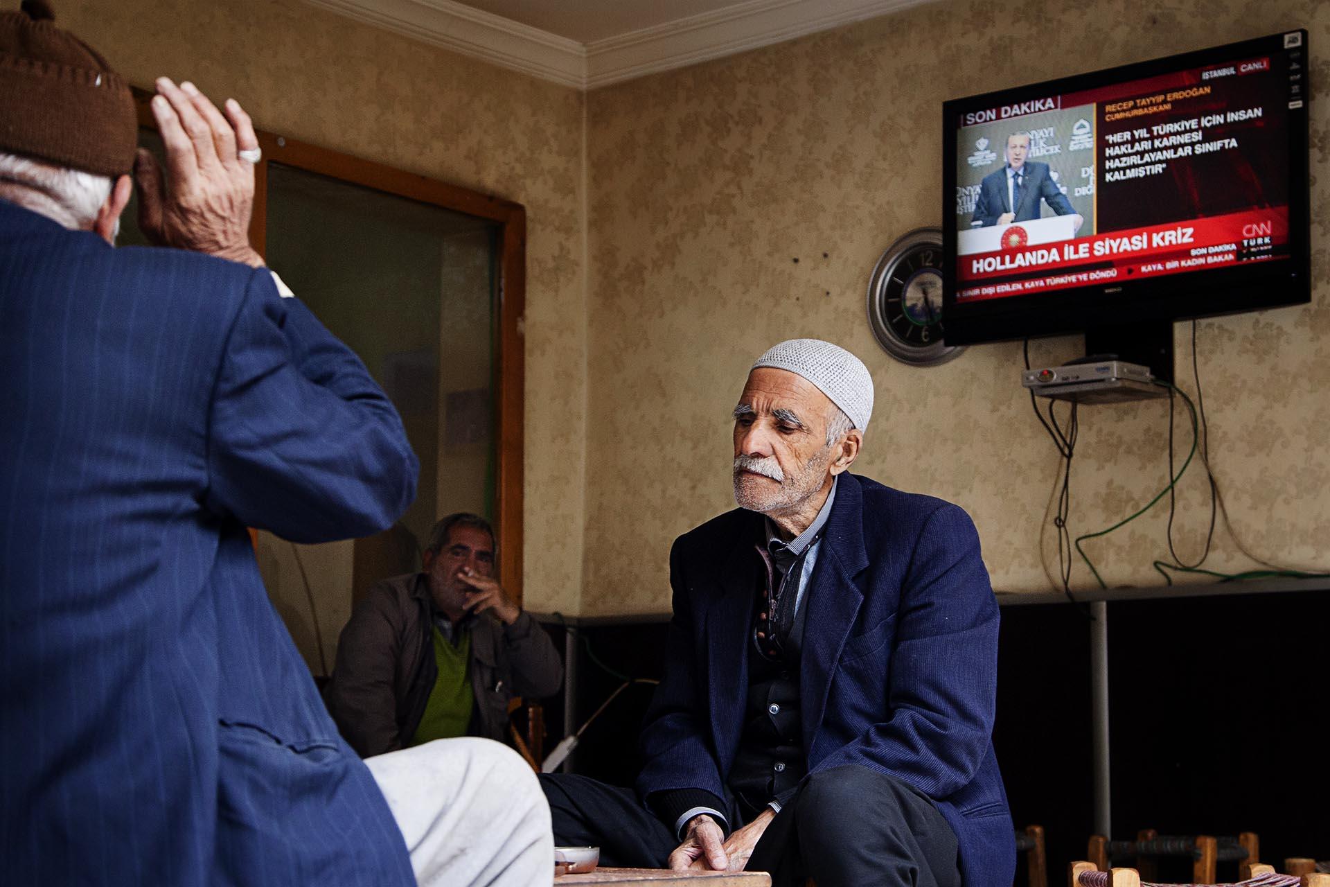 Los conflictos entre Erdogan y la UE son vistos en Bakur como movimientos electoralistas.