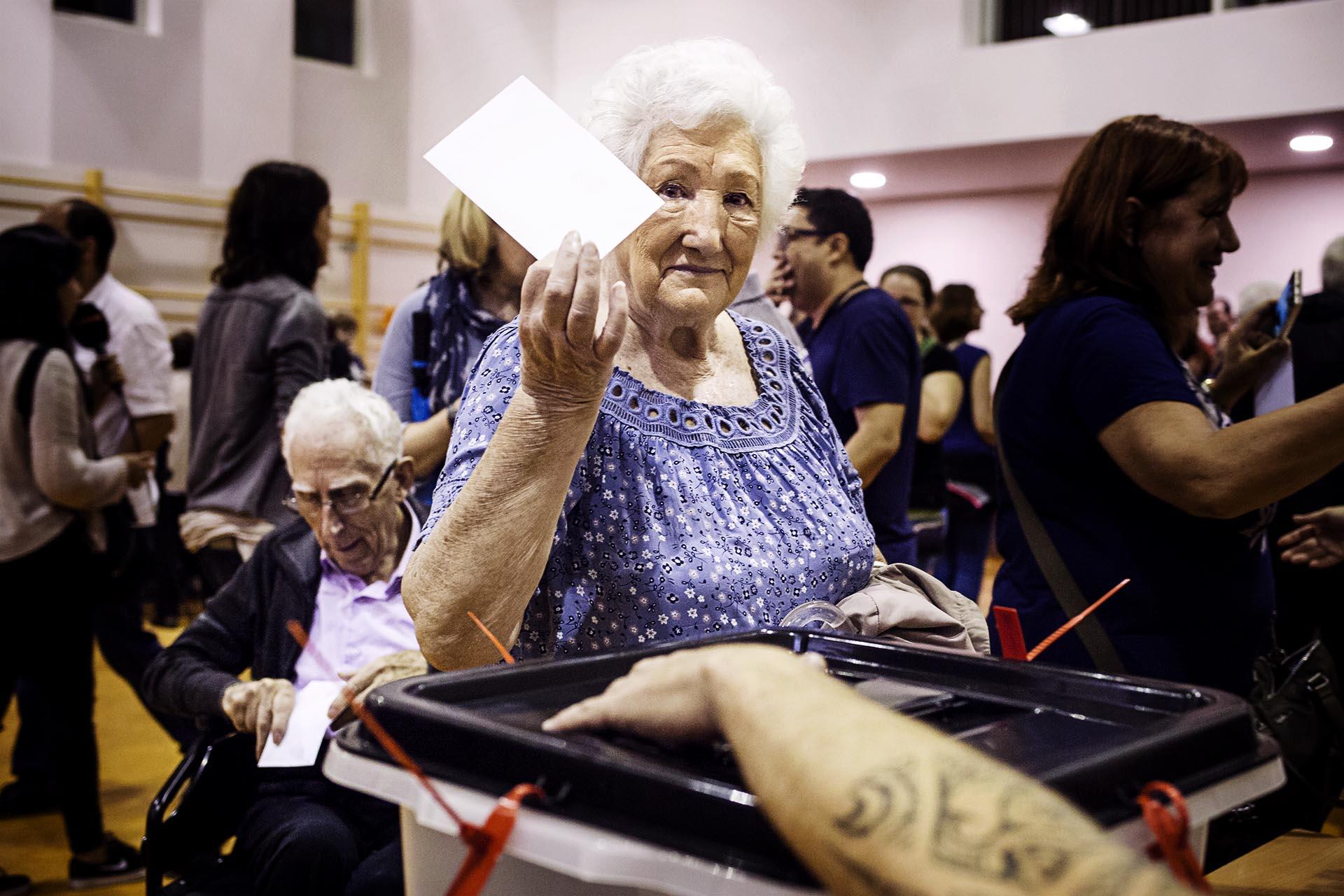 Referendum in Barcelona
